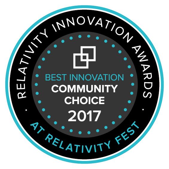Relativty Fest Community Choice Awards