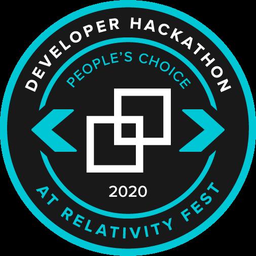 2020 Developer Hackathon | People's Choice