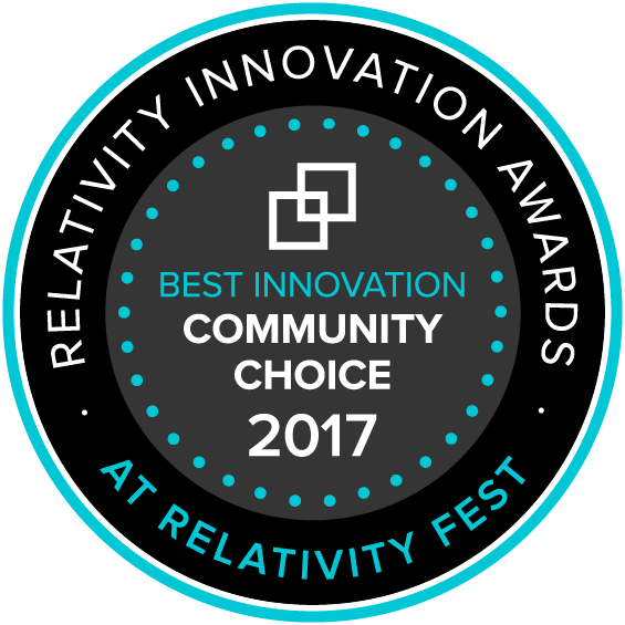 Innovation Awards - Community Choice Badge