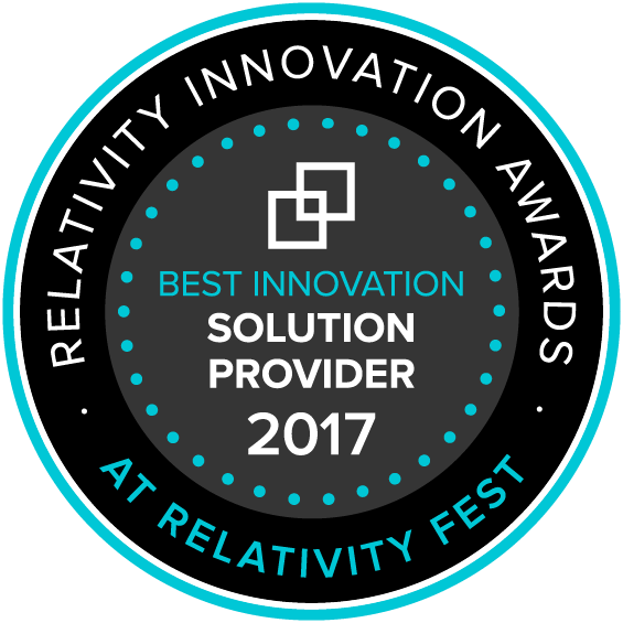 Innovation Awards - Best Service Provider Solution Badge