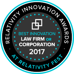 Law Firm & Corporation Award