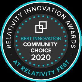 Community Choice Award