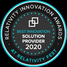 Solution Provider Award