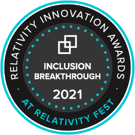 Inclusion Breakthrough of the Year Award