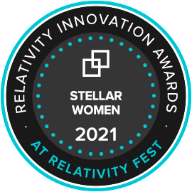 Stellar Women in e-Discovery Award