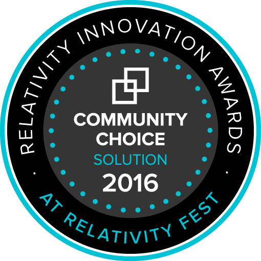 Innovation Awards - Comunity Choice Solution Badge