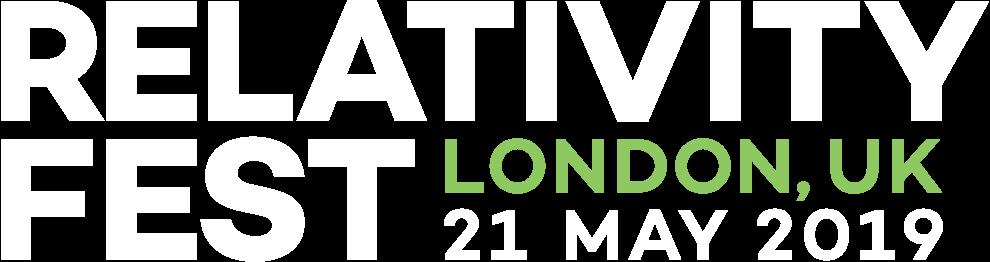 Relativity Fest London